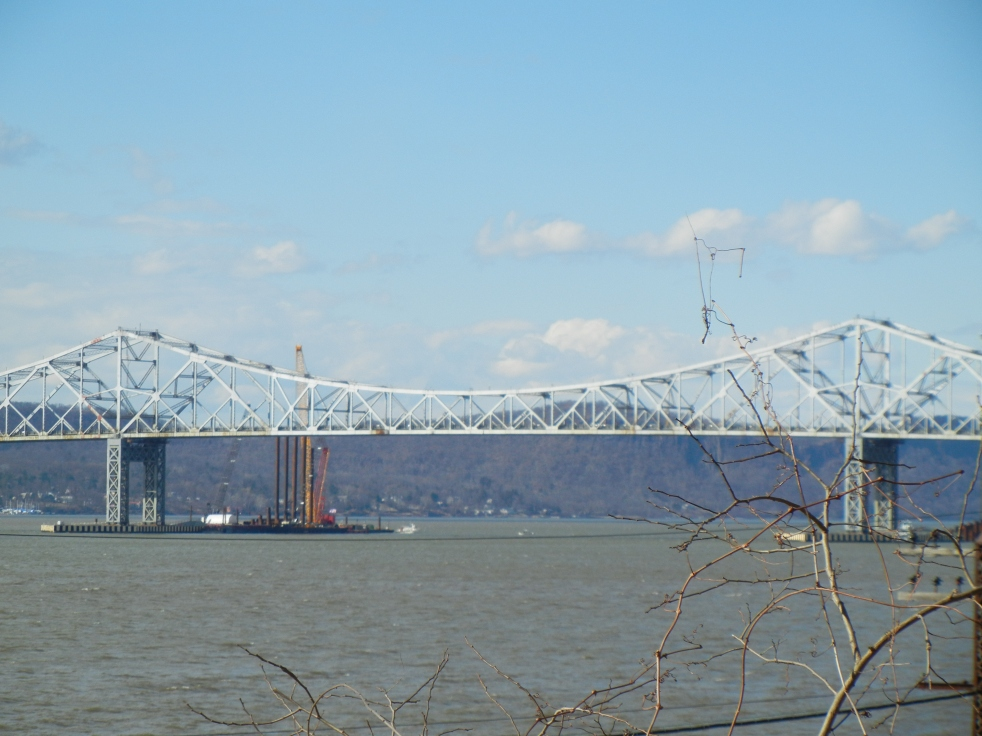 Tappen Zee from The Riverwalk